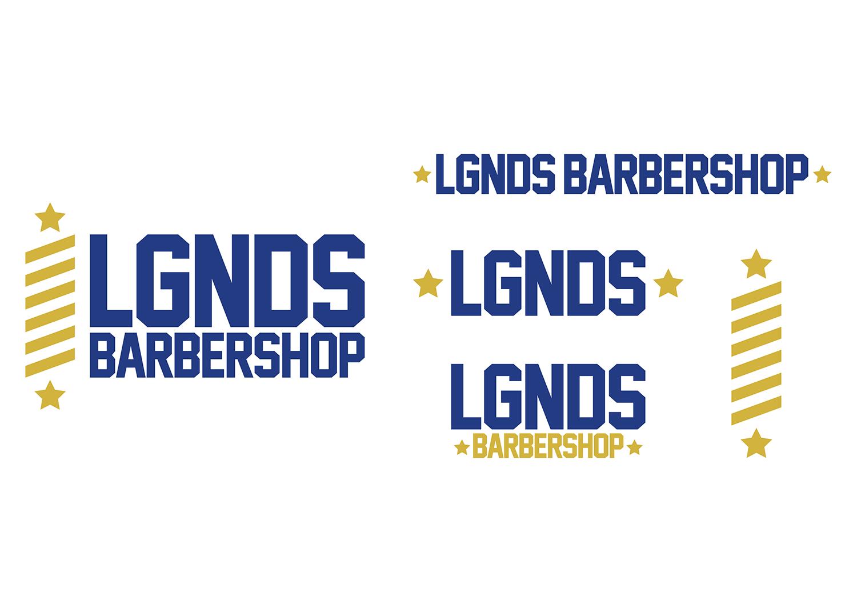 LGNDS logo presentation white