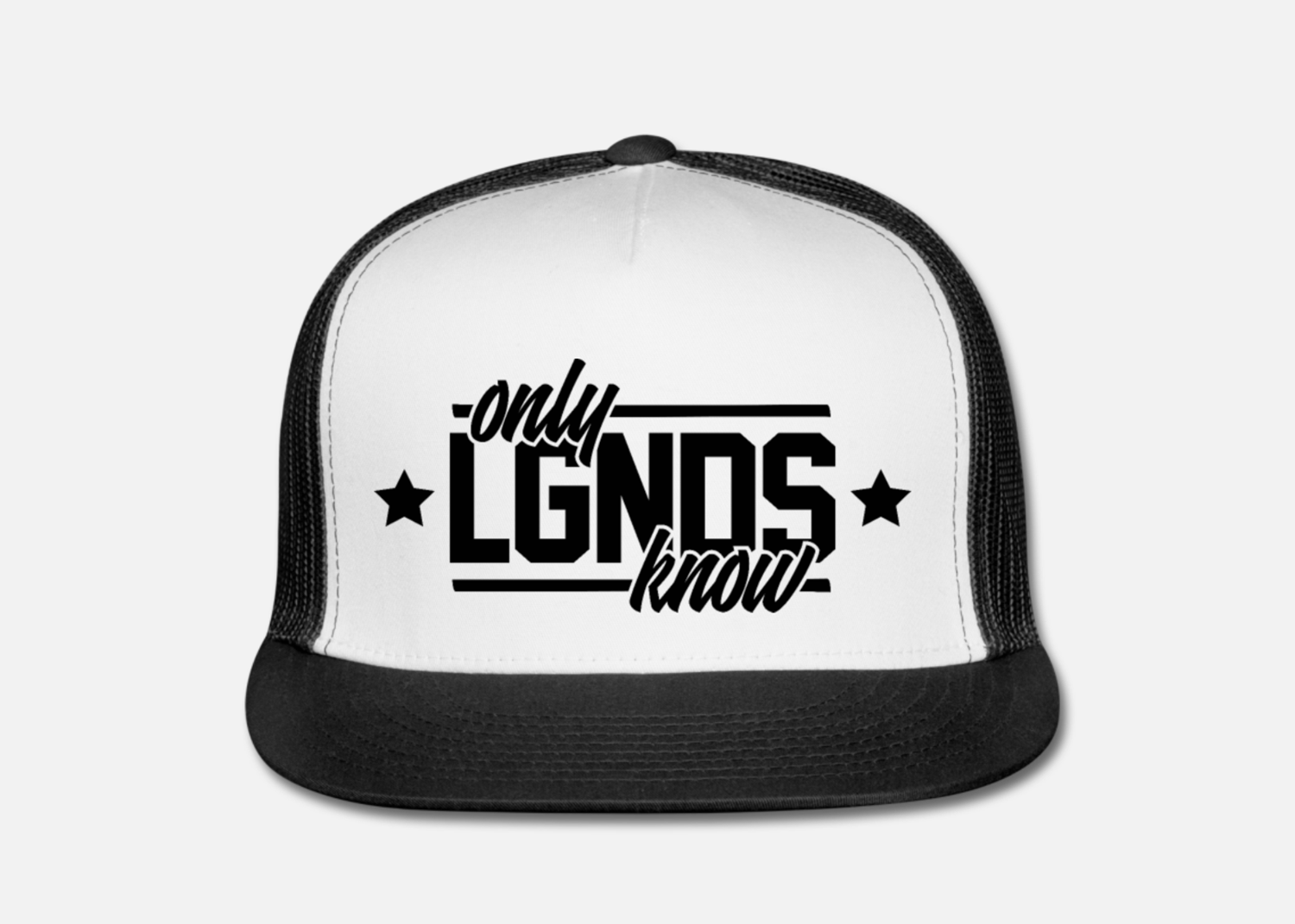 Only LGNDS Know hat