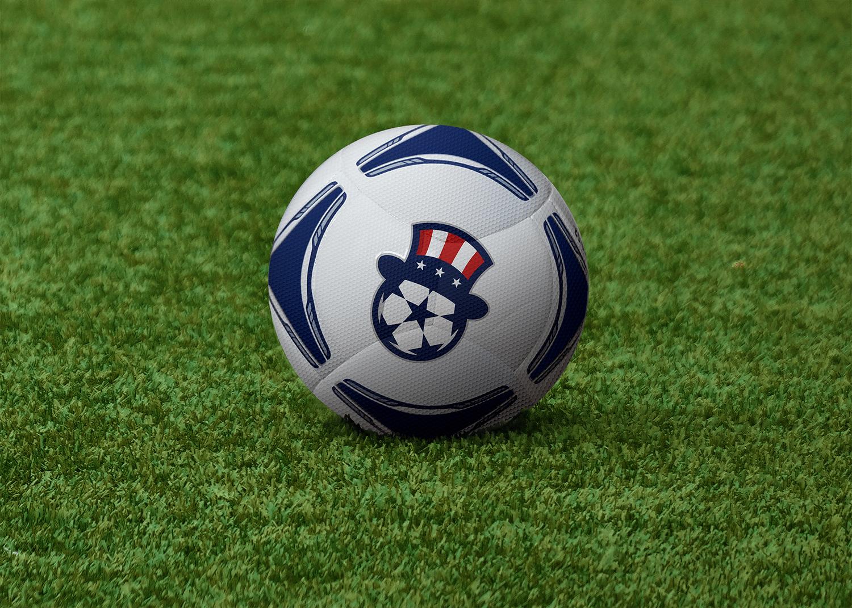 6 Americans Ball-min